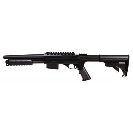Fusil à Pompe Combat Zone SG4 Tactical Stock Spring Umarex Noir - 26330