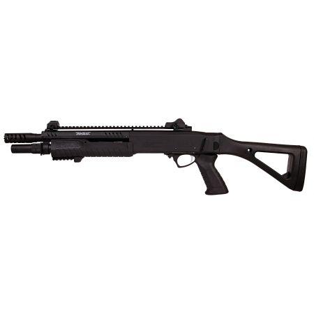 Fusil à Pompe FABARM STF 12-11 Compact CO2 Noir BO Manufacture - VFC LG3006