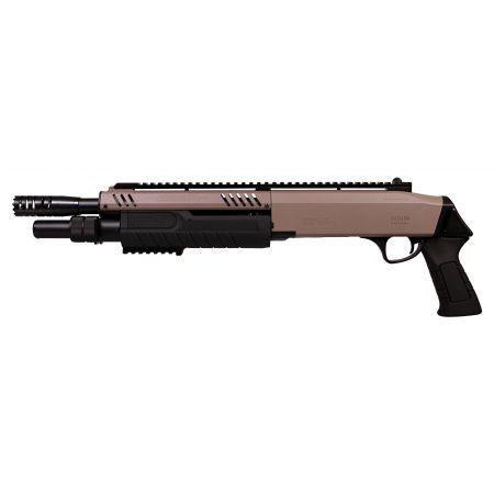 Fusil à Pompe FABARM STF 12-11 Short Spring Tan BO Manufacture - LR3005