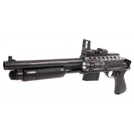 Fusil à Pompe M500 Shorty Spring A-81 Plan Beta - Noir