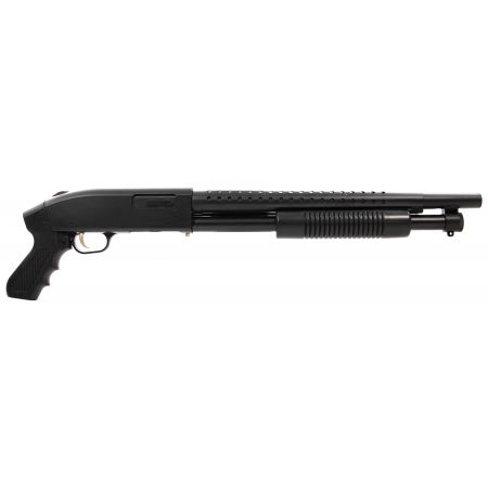 Fusil à Pompe M590 Court Spring Metal & ABS - Saigo Defense - Noir