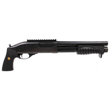 Fusil à Pompe M870 Breacher Gaz Full Metal Noir - Tokyo Marui
