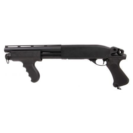 Fusil à Pompe Remington M870 Bull Dog Spring Multi Shots A&K - Noir