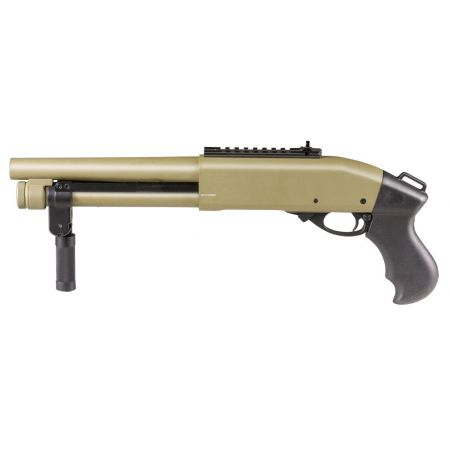 Fusil à Pompe Secutor Velites G-II (G2) G-Series Gaz Tan - SAV0014