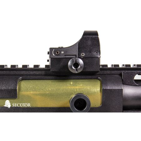 Fusil à Pompe Secutor Velites V GOLD S-Series Spring Noir - SAV0017