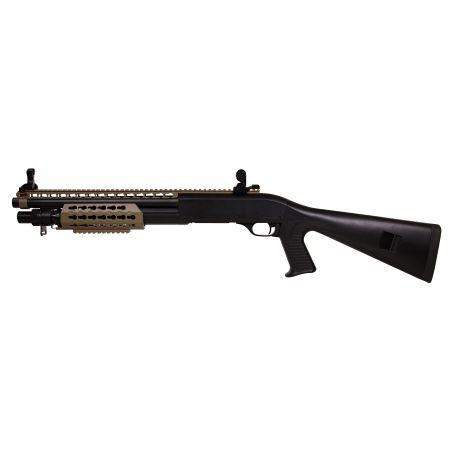 Fusil à Pompe Secutor Velites XI S-Series Spring Tan - SAV0008