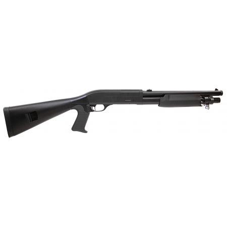 Fusil à Pompe Shotgun M56A Spring 3 Shots (Burst) Double Eagle - Noir