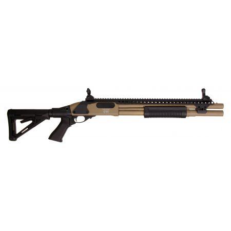 Fusil à Pompe Shotgun Secutor Velites G-VI M870 Gaz Tan - SAV0004