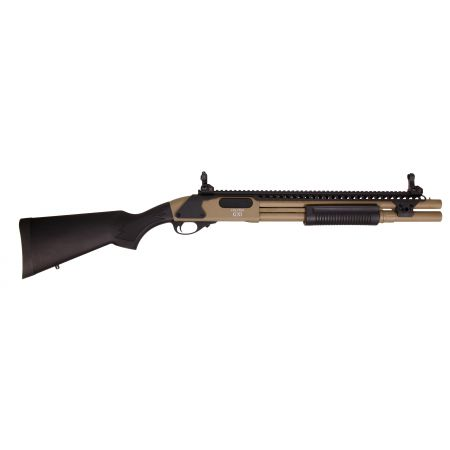 Fusil à Pompe Shotgun Secutor Velites G-XI M870 Gaz Tan - SAV0002