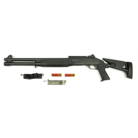 Fusil à Pompe Shotgun Tactical MS Firepower 3 Burst Spring - 160703