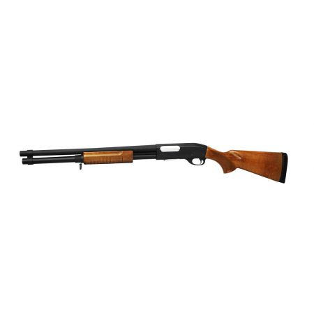 Fusil à Pompe Spring S&T ST870 (ST 870) STD Magnum - Métal & Bois - ST-SPG-06