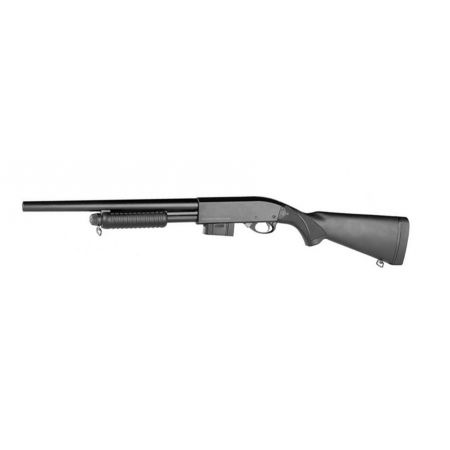 Fusil à Pompe Spring Shotgun Full Stock Metal Lourd Swiss Arms - 280703
