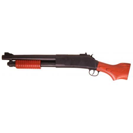 Fusil à pompe Western Marshal Spring Plan Beta - Noir