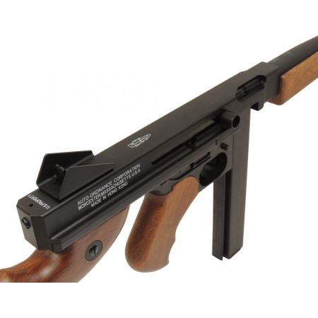 Fusil AEG Thompson M1 A1 Military King Arms 430908