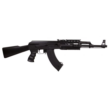 Fusil Ak47 AEG Kalashnikov Tactical Full Stock Version Noir - 120944