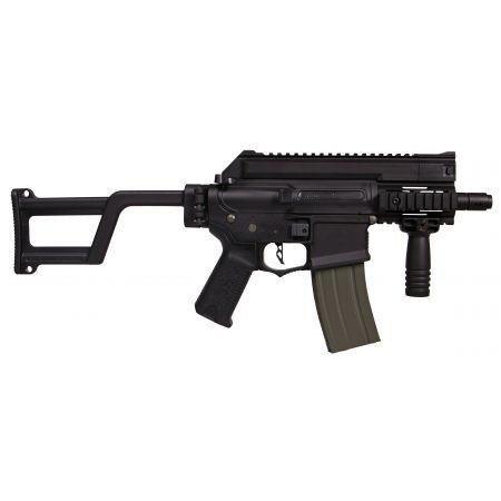 Fusil Amoeba M4 CCR CQB AEG ARES Noir - AM-001-BK