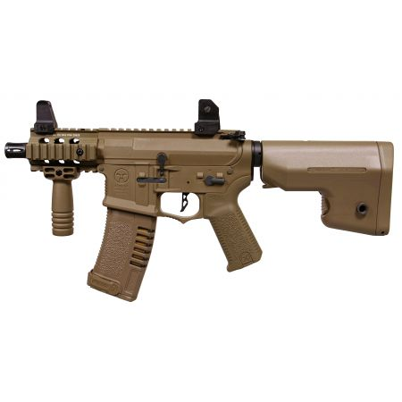 Fusil Amoeba M4 CG-001 CQB AEG ARES Tan - AM-007-DE