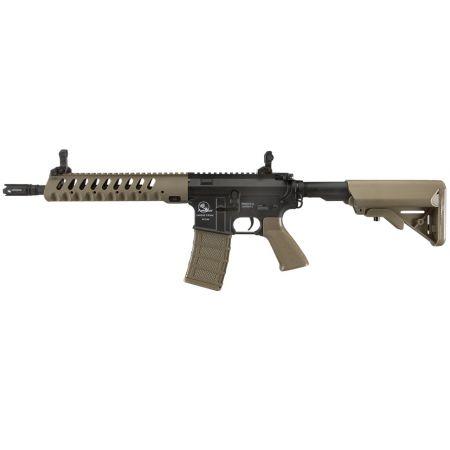 Fusil ArmaLite M15A4 (M4 M15 A4) AEG ASG - Delta 10 Classic Army Tan 18483