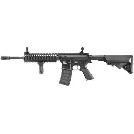 Fusil ArmaLite M15A4 Ranger (M4 M15 A4) AEG ASG Classic Army Noir 18480