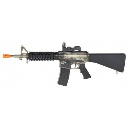 Fusil Blackwater BW15 RIS Full Stock AEG + Red Dot - 250905