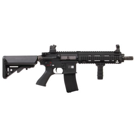 Fusil Bolt 416 DEVGRU CQB AEG BRSS Blowback Full Metal - Noir