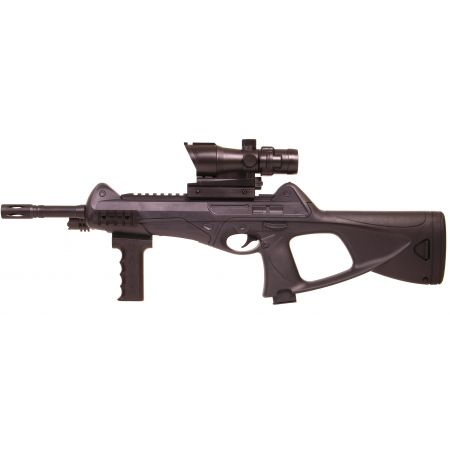Fusil C4-X1 Hurricane Spring The Equalizers Plan Beta - Noir