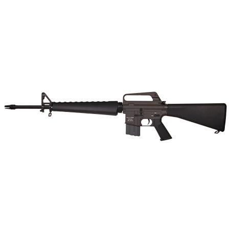 Fusil CA M16 M16A1 Vietnam Classic Army AEG Full Metal Noir - AR017M-X