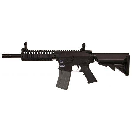 Fusil CA4 M4 M15 CA4A1 EC1 CQB Classic Army AEG Noir - NF002P