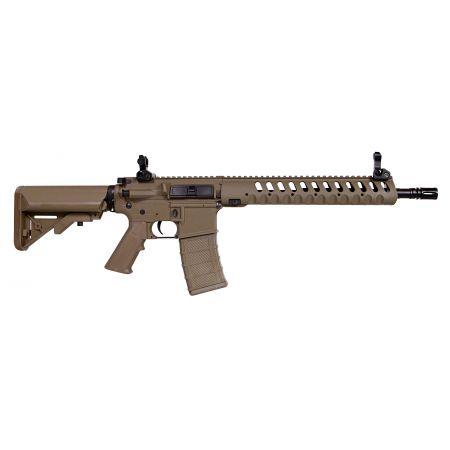 Fusil CA4 M4 M15 Delta 12 Sportline Classic Army AEG Dark Earth - NF006P-DE