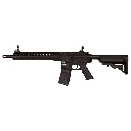 Fusil CA4 M4 M15 Delta 12 Sportline Classic Army AEG Noir - NF006P