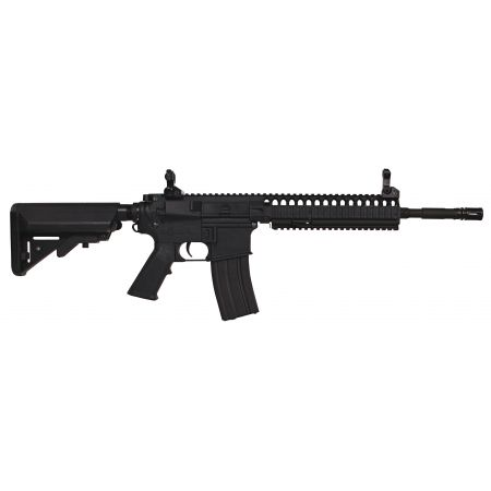 Fusil CA4 M4 M15 Long CA4A1 EC2 CA Classic Army AEG Noir - NF001P