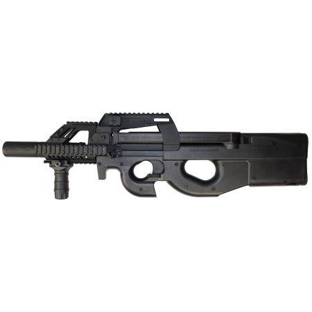 Fusil CA90 P90 STR Super Tactics AEG Metal Classic Army Noir - CA071M