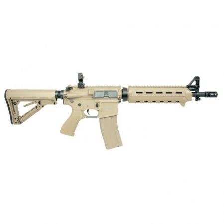 Fusil Carbine CM16 MOD0 DST (CM 16 M4) G&G AEG Tan - S10103