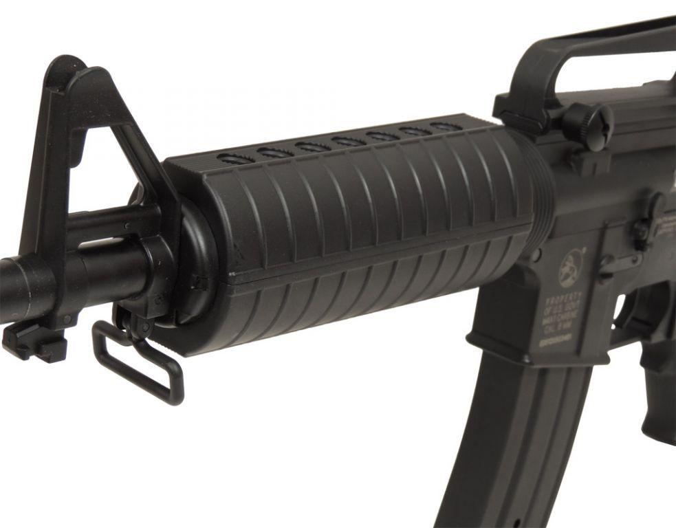 Chargeur 300 billes Colt M4 A1 Cybergun-electrique Airsoft