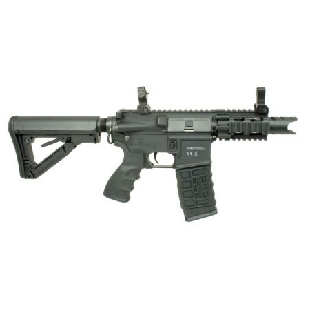 Fusil Carbine G&G M4 CQB CM16 Fire Hawk (FireHawk) AEG - Noir - Guay Guay