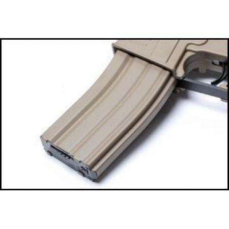 Fusil Carbine GC16 Raider-L DST M4 RIS Full Metal G&G Tan - S10193