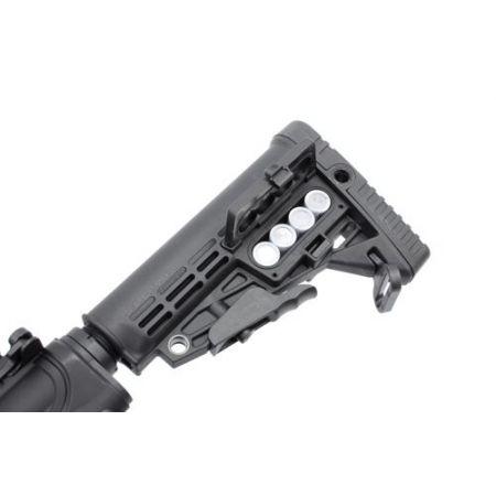 Fusil Carbine M4 CAA (King Arms) AEG Sportline Noire - 17659