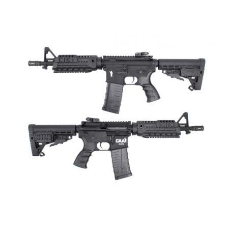 Fusil Carbine M4 CQB CAA (King Arms) AEG Sportline Noire - 17661