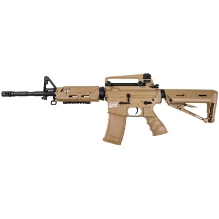 Fusil Carbine MT18 AEG Electrique Strike Systems ASG Tan - 18899