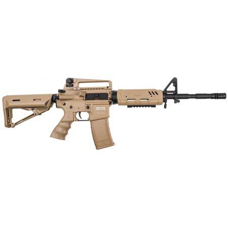 Fusil Carbine MT18 AEG Electrique Strike Systems ASG Tan - 18899