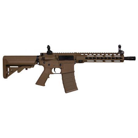 Fusil Classic Army CA4 M4 Keymod 10 Pouces KM10 AEG Dark Earth NF003P-DE
