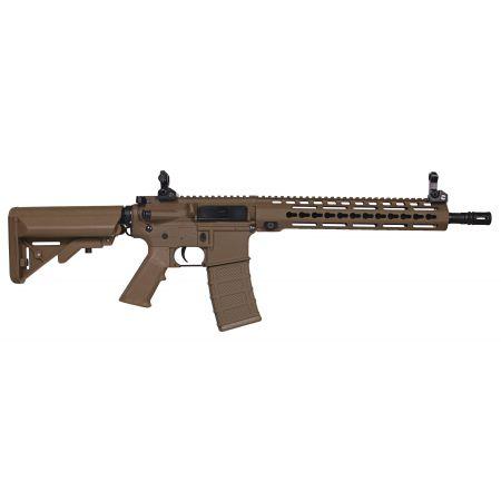 Fusil Classic Army CA4 M4 Keymod 12 Pouces KM12 AEG Dark Earth - NF004P-DE