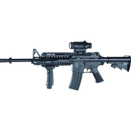 Fusil Colt M4 A1 RIS Warinc AEG Cybergun