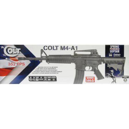 Fusil Colt M4 A1 Spring Systeme Baxs 180710