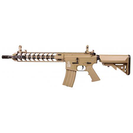 Fusil Colt M4 Airline Mod A AEG Full Metal Tan - 180857