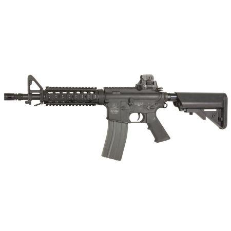Fusil Colt M4 CQB Full Metal AEG Electrique - Noir - 180975