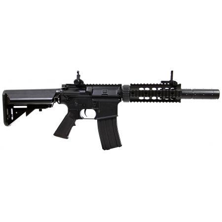 Fusil Colt M4 SD AEG (Electrique) CM513 Cyma - Noir