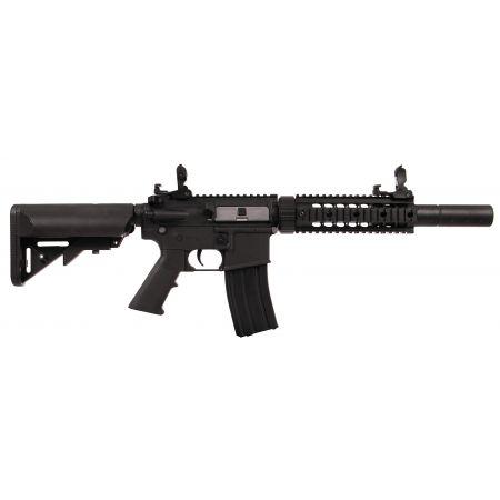 Fusil Colt M4 Silent OPS AEG Full Metal Noir - 180870