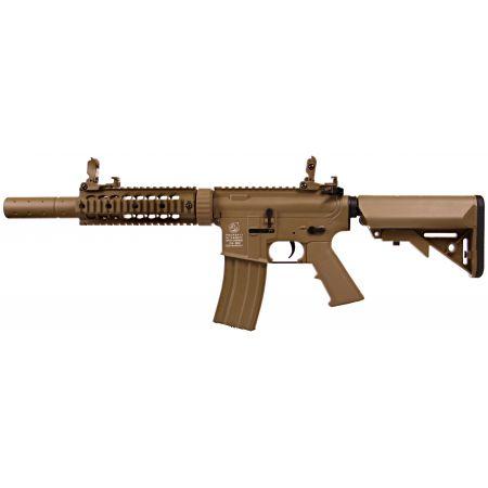 Fusil Colt M4 Silent OPS AEG Full Metal Tan - 180871