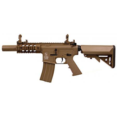 Fusil Colt M4 Special Forces CQB AEG Full Metal Tan - 180867